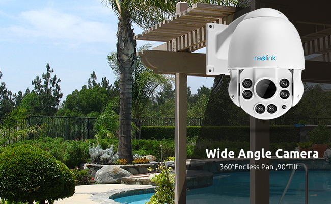 Warehouse Security Camera Systems