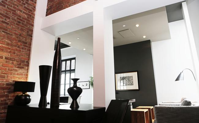 Mid-Sized Apartment Interior
