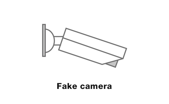 Fake or Dummy Camera Endangers Home Security