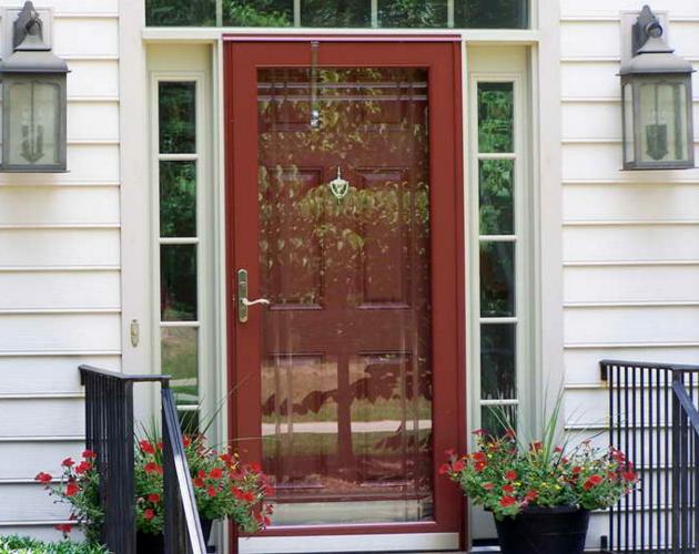 Back Door Secure