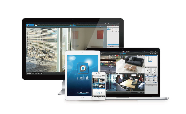 Multiple Channels Home Security System