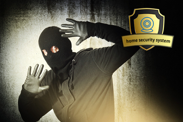 Secure Home with home Security System