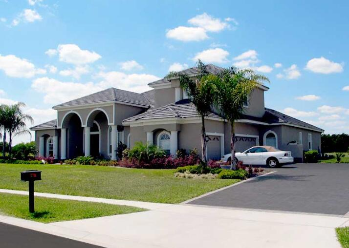 Secure Single Family Home
