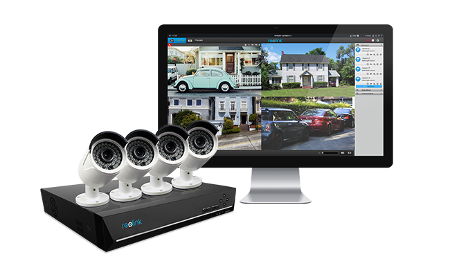 Live View on Security Camera Software