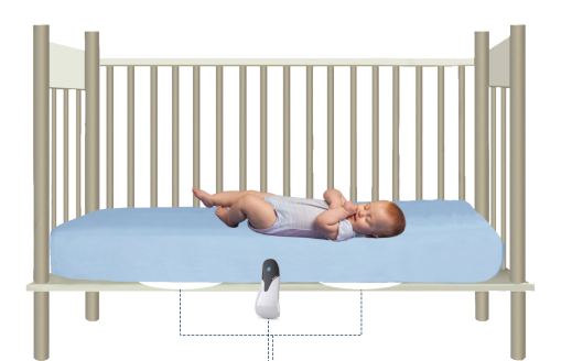 Baby Movement Monitor Sensor