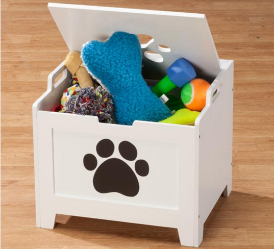 Clean Toys to Keep Dog Busy