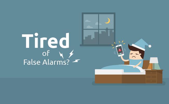 Home Alarm Security Camera System False Alarms