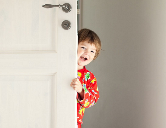 Keeping Child Safe Home Alone