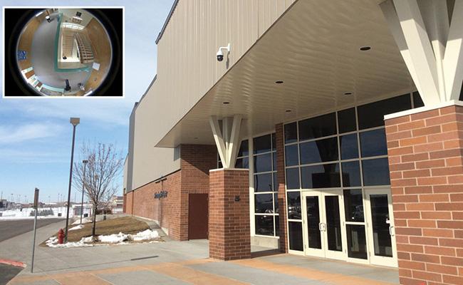 School Security Cameras Systems