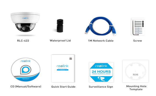 Reolink Security Camera Accessories