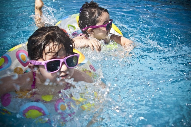 Home Swimming Pool Security Kids