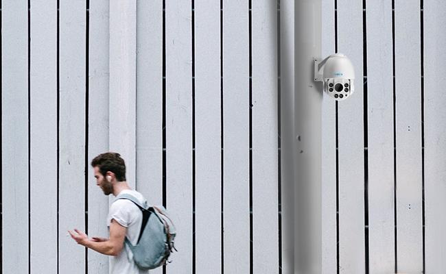 You Caught on CCTV Camera