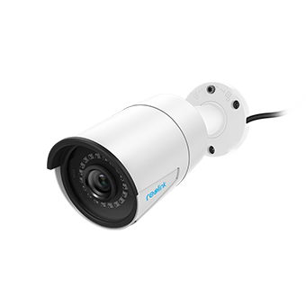 PoE IP Security Camera for Easy Setup