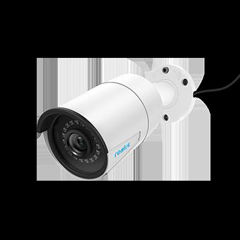 PoE IP Überwachungskamera für einfache Einrichtung