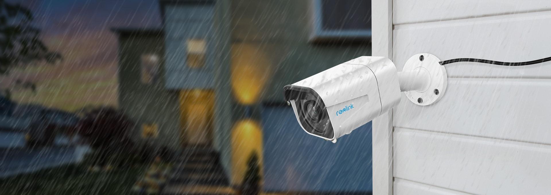 8MP PoE Überwachungskamera