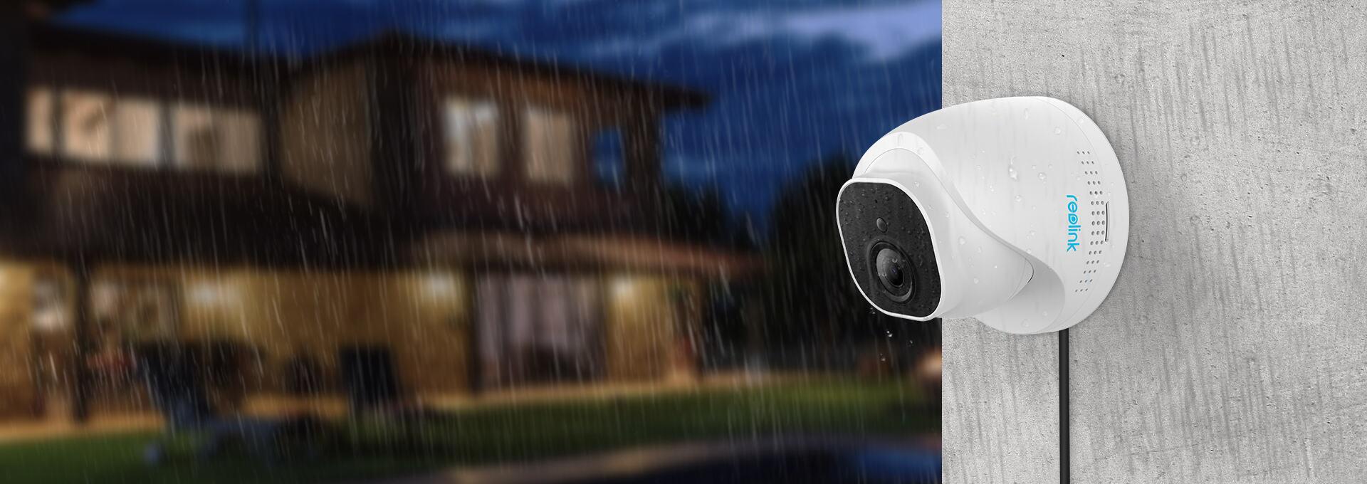 4K 8MP Surveillance Camera