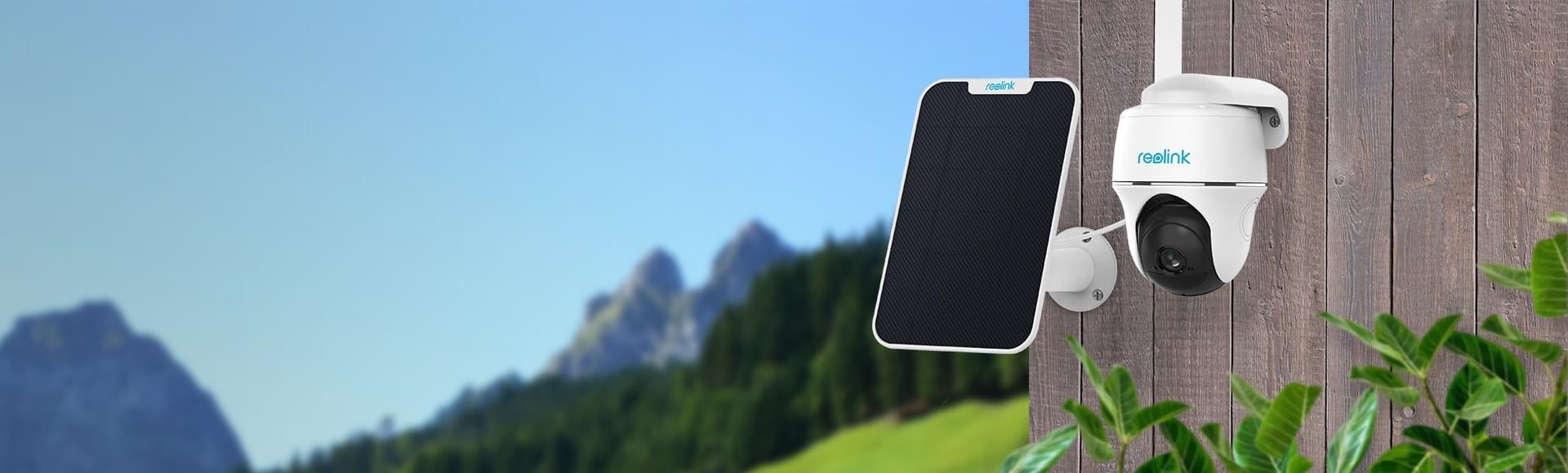 4G kabellose Überwachungskamera mit Solarbetrieb, Schwenk- und Neigefunktion