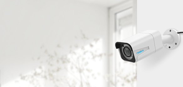 5MP PoE Security Camera with 4X Optical Zoom