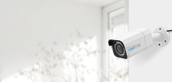 5MP PoE Überwachungskamera mit 4X optischem Zoom