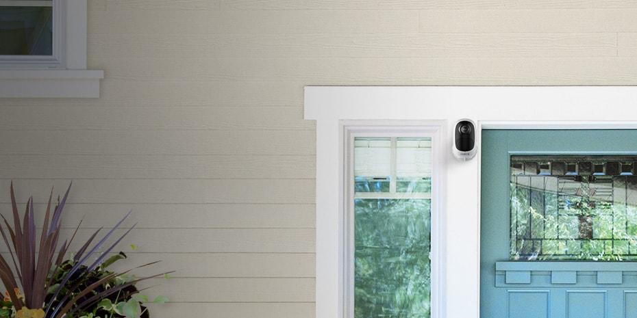 Argus 2E - 100% kabellose WLAN-Kamera mit 2-Wege-Audio