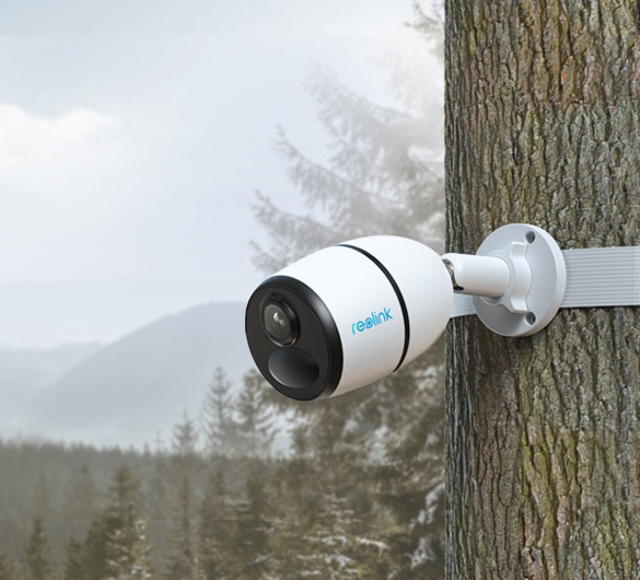 4G Mobile Wire-Free 1080p Security Camera