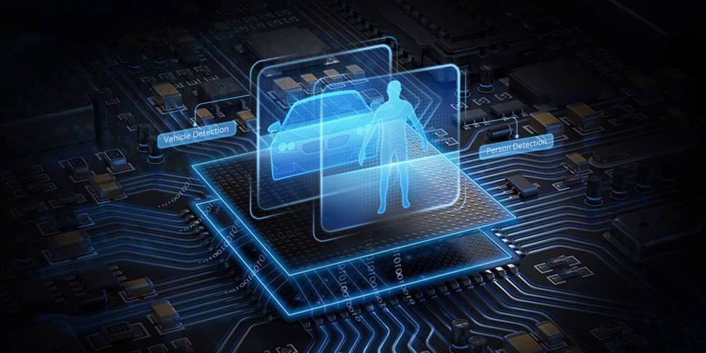AI 5MP Smart PoE IP Camera
