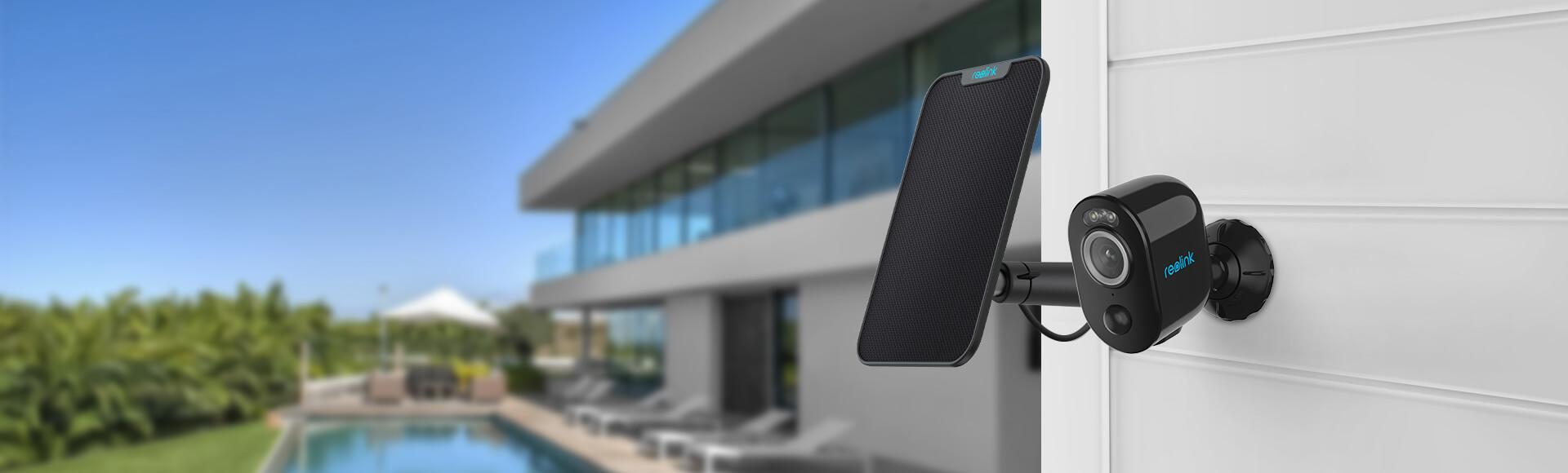Wire-Free Spotlight Wireless Security Camera