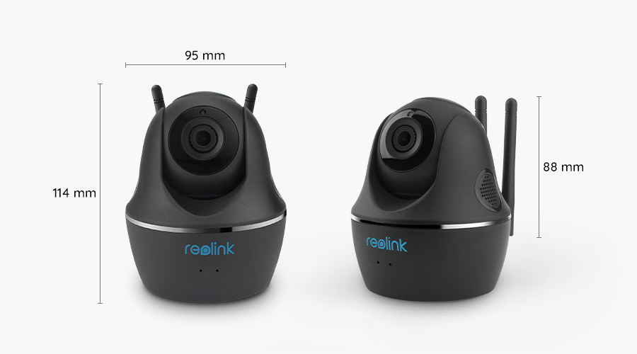 C1 Pro 4MP Security Camera With Pan And Tilt