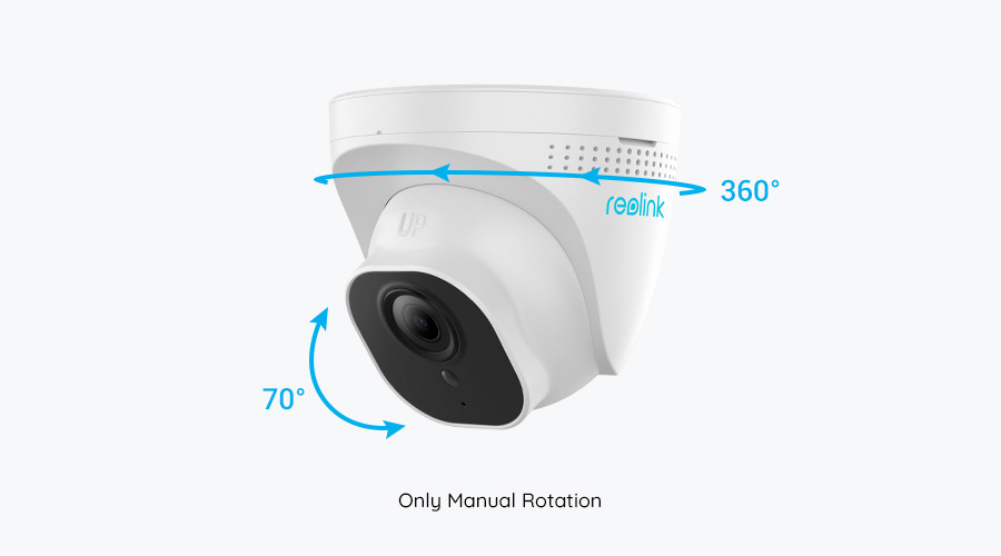 5MP Dual_Band Outdoor WiFi Wireless Security Camera Installation
