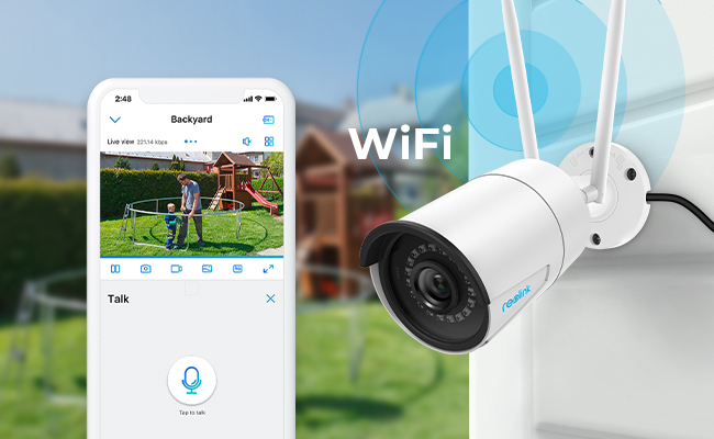 Can Security Cameras Work Without Internet