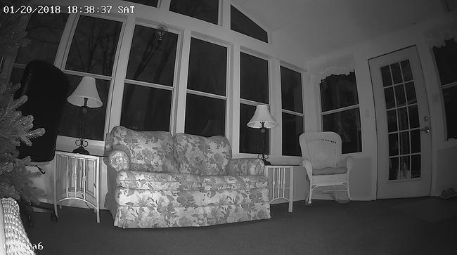 Motion Sensor Camera Night Vision