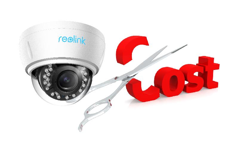 security camera insurance discounts