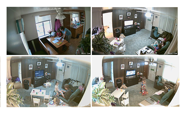 Reolink Camera Captures Family Moments