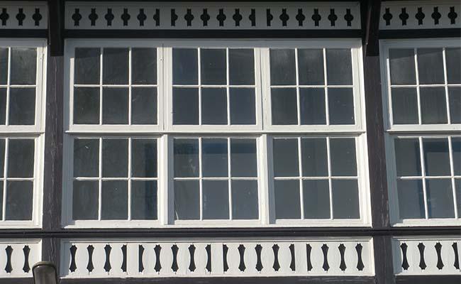 Shed Window Bars