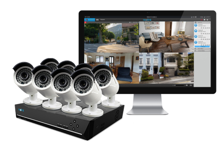 Security Camera Recorders