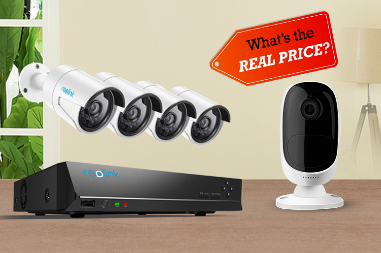 Security Camera Price
