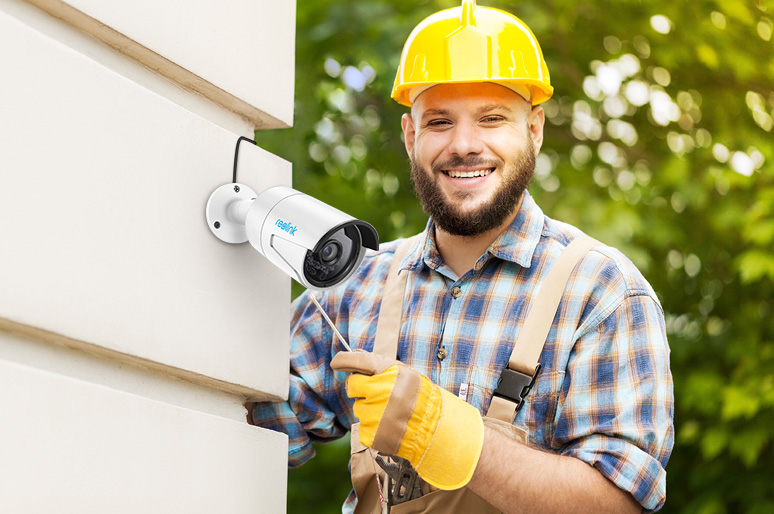 Wired CCTV Security Cameras