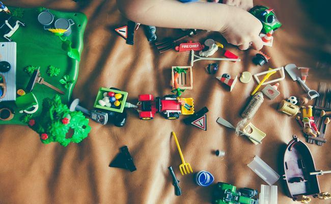 Kid's Playroom Toys