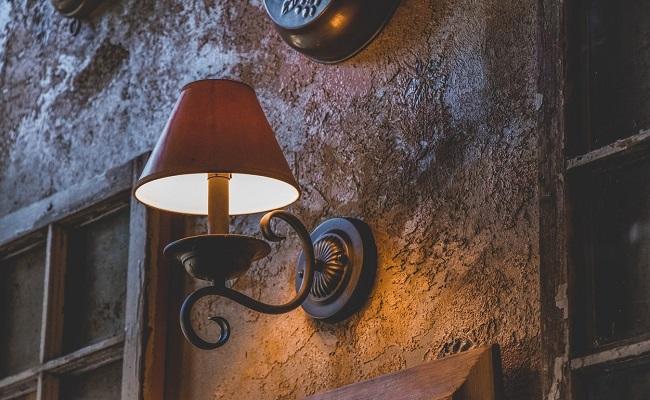 Licht für Kamera hinter Fenster