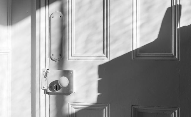 Beef Up Your Doors to Secure Rooms