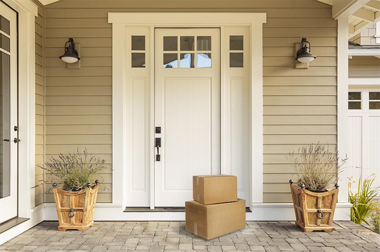 Das Paket fuer Nachbar annehmen