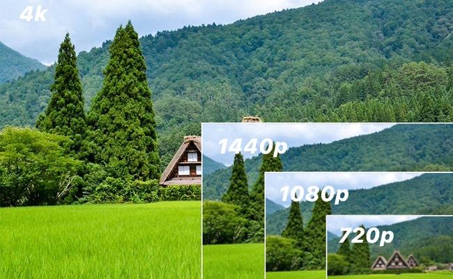 Porch Security Camera Image Quality