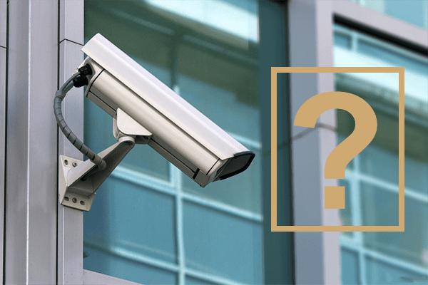 Public Security Cameras Disadvantages