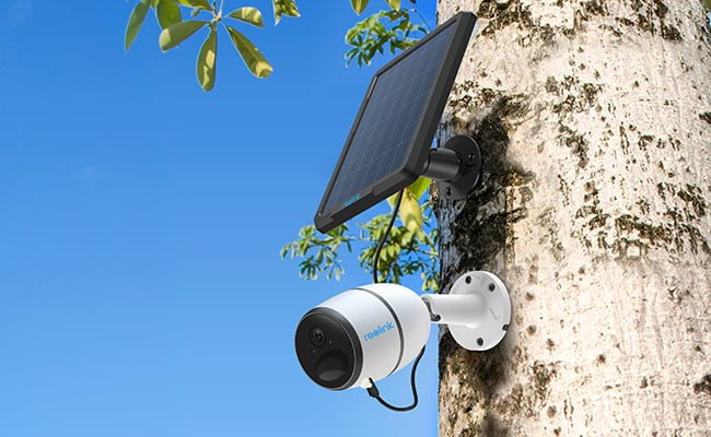 Cellular Security Cameras
