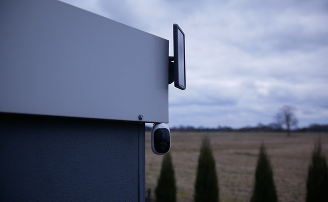Battery Powered Outdoor IP Cameras