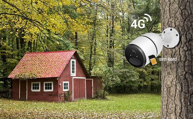 Sim Card Surveillance Cameras