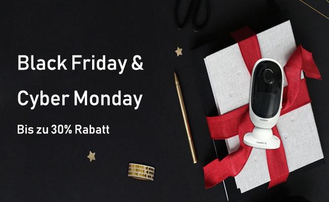 Reolink Black Friday Angebote 2019