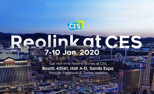 Reolink at CES 2020