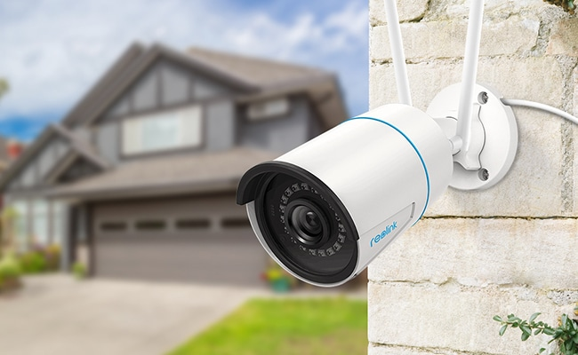 Reolink WiFi IP Camera RLC-510WA with Person/Vehicle Detection