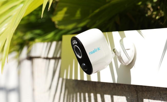 Reolink Dual-Band WiFi Battery Camera Argus 3 Pro with Person/Vehicle Detection
